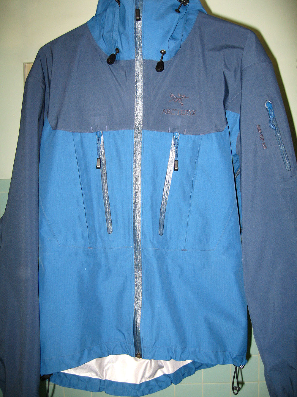 Fs Arc Teryx Alpha Sv Jacket Men S M 150