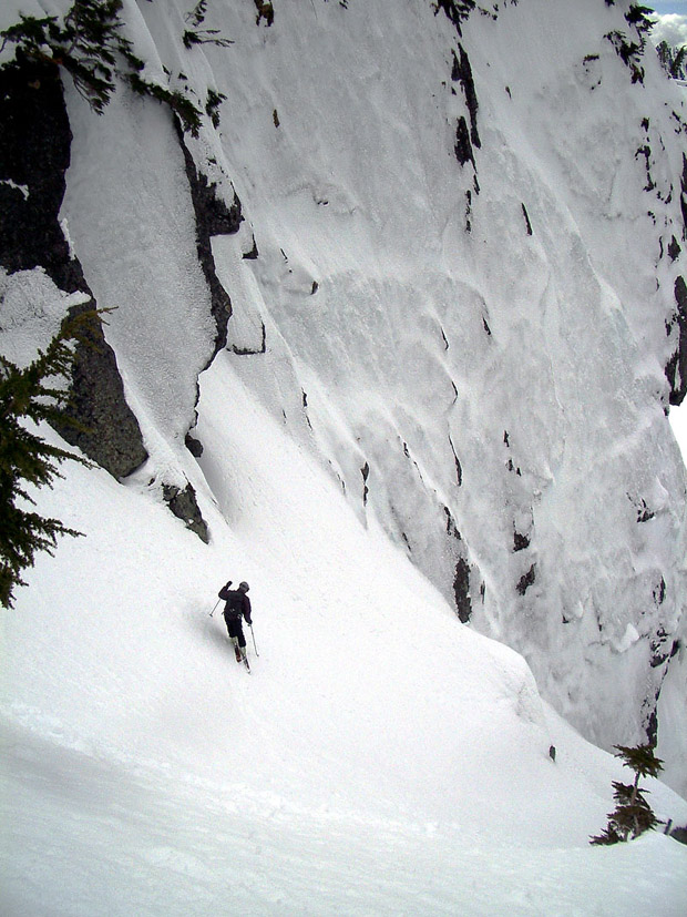 Crooked Couloir